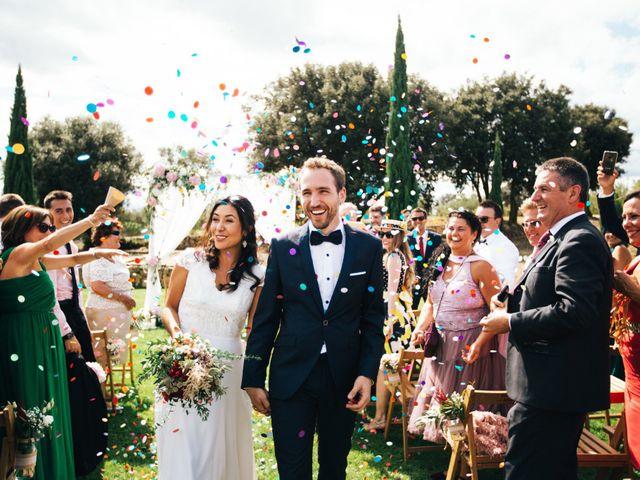 La boda de Mercedes y Josep