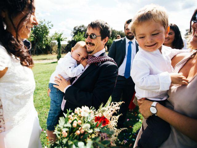La boda de Josep y Mercedes en Llers, Girona 23