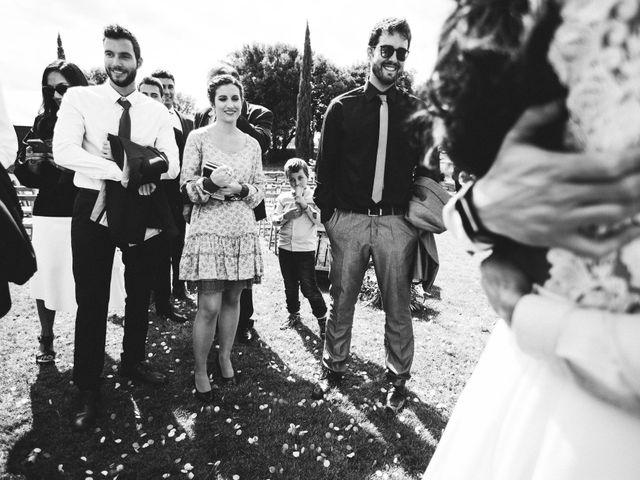 La boda de Josep y Mercedes en Llers, Girona 25