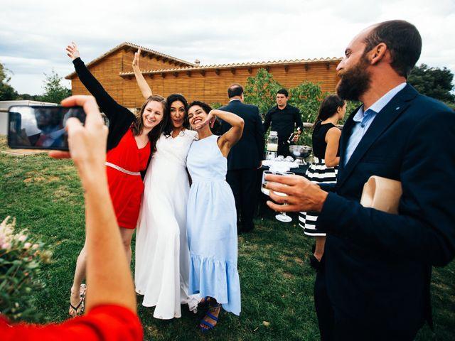 La boda de Josep y Mercedes en Llers, Girona 32