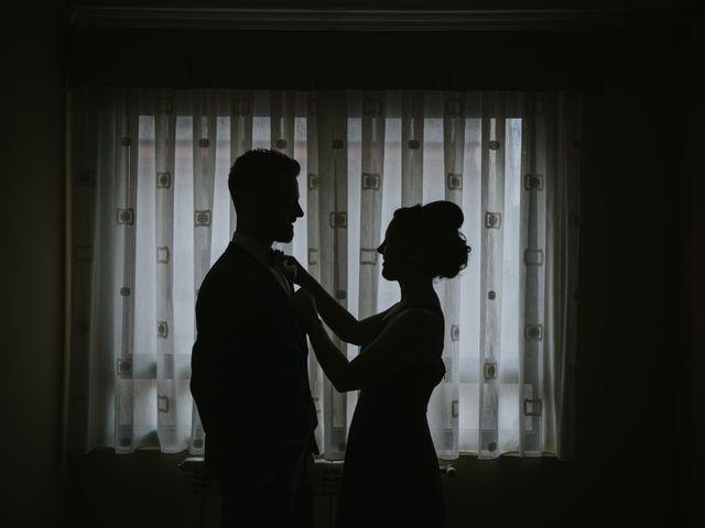 La boda de Jose y Ainhoa en Quintana De Fuseros, León 2