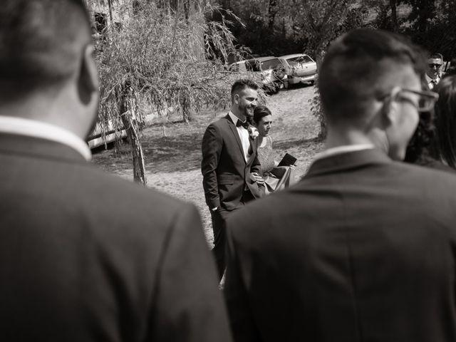 La boda de Jose y Ainhoa en Quintana De Fuseros, León 23