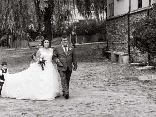 La boda de Jose y Ainhoa en Quintana De Fuseros, León 24