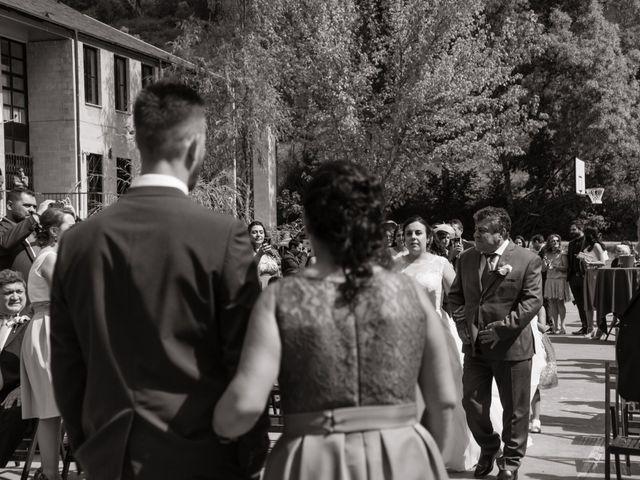 La boda de Jose y Ainhoa en Quintana De Fuseros, León 26