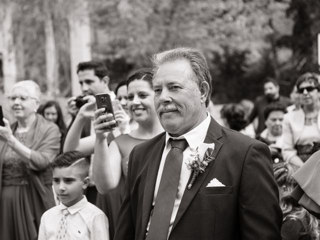 La boda de Jose y Ainhoa en Quintana De Fuseros, León 27