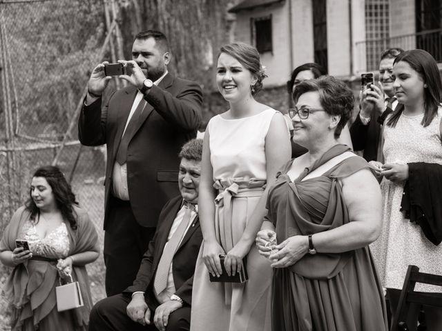La boda de Jose y Ainhoa en Quintana De Fuseros, León 28