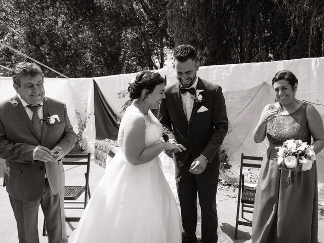 La boda de Jose y Ainhoa en Quintana De Fuseros, León 29