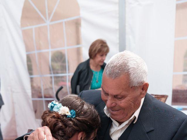La boda de Jose y Ainhoa en Quintana De Fuseros, León 33