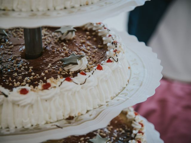 La boda de Jose y Ainhoa en Quintana De Fuseros, León 44