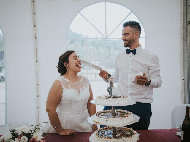 La boda de Jose y Ainhoa en Quintana De Fuseros, León 46