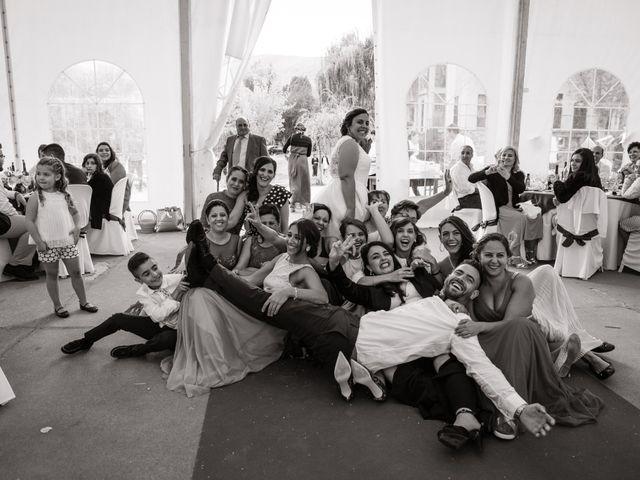 La boda de Jose y Ainhoa en Quintana De Fuseros, León 47