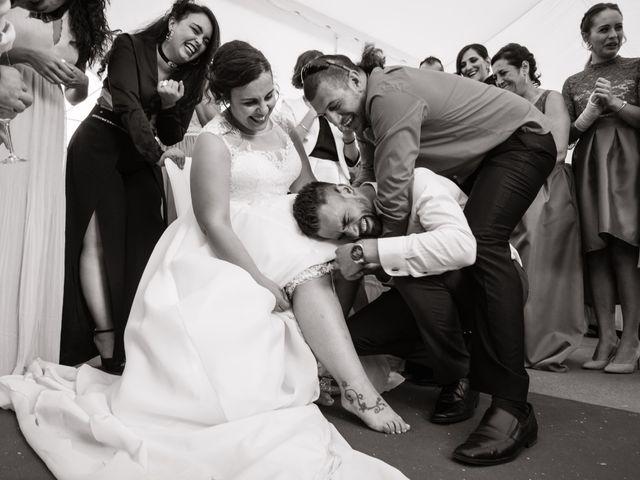 La boda de Jose y Ainhoa en Quintana De Fuseros, León 48