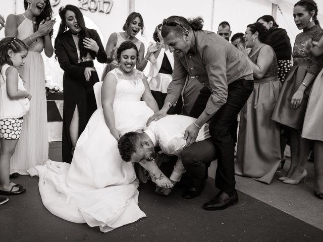 La boda de Jose y Ainhoa en Quintana De Fuseros, León 49