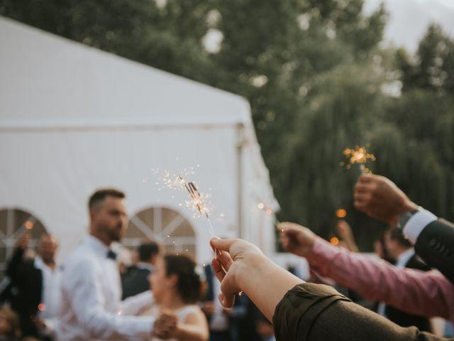 La boda de Jose y Ainhoa en Quintana De Fuseros, León 50