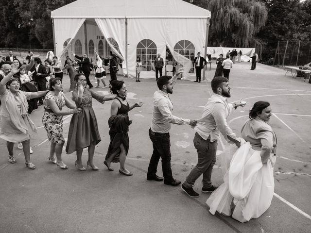 La boda de Jose y Ainhoa en Quintana De Fuseros, León 53