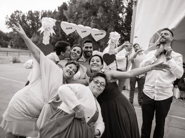 La boda de Jose y Ainhoa en Quintana De Fuseros, León 54