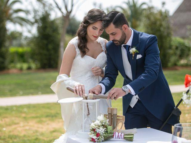 La boda de Marcos y Sara en Valencia, Valencia 25
