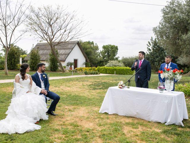 La boda de Marcos y Sara en Valencia, Valencia 28