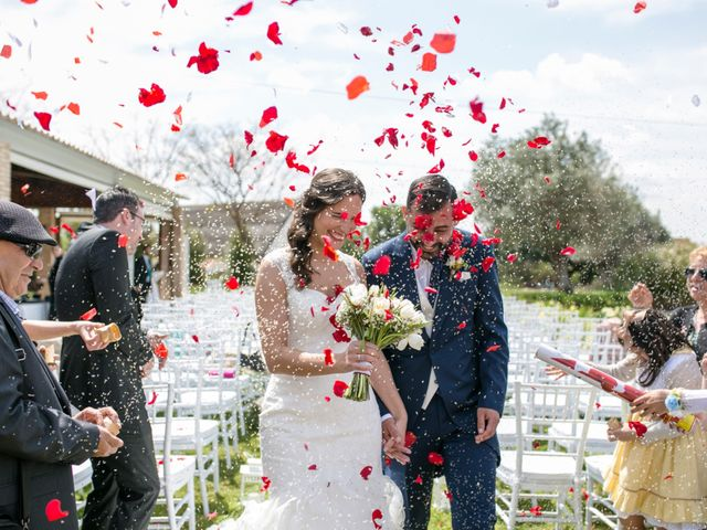 La boda de Marcos y Sara en Valencia, Valencia 37