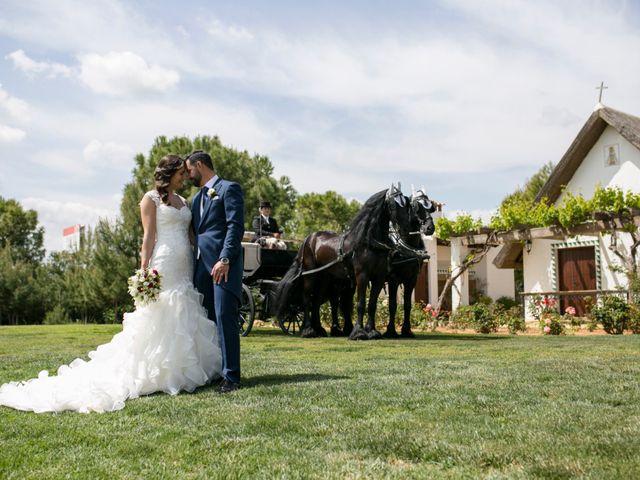 La boda de Marcos y Sara en Valencia, Valencia 40