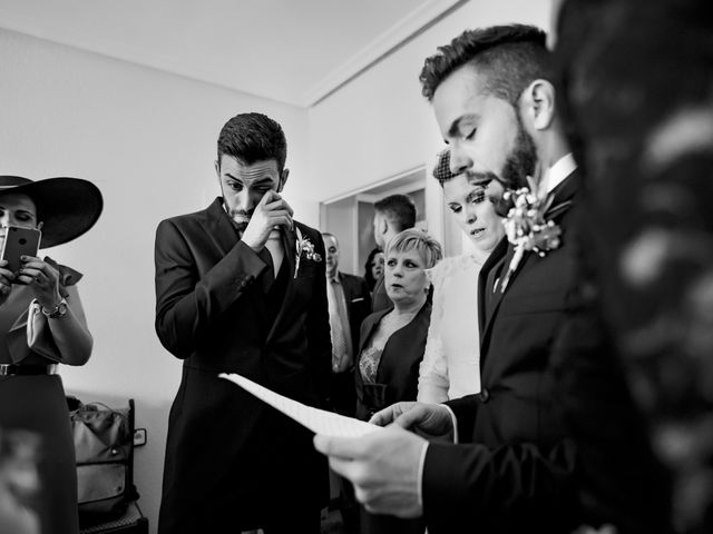 La boda de Javi y Celia en Jumilla, Murcia 10