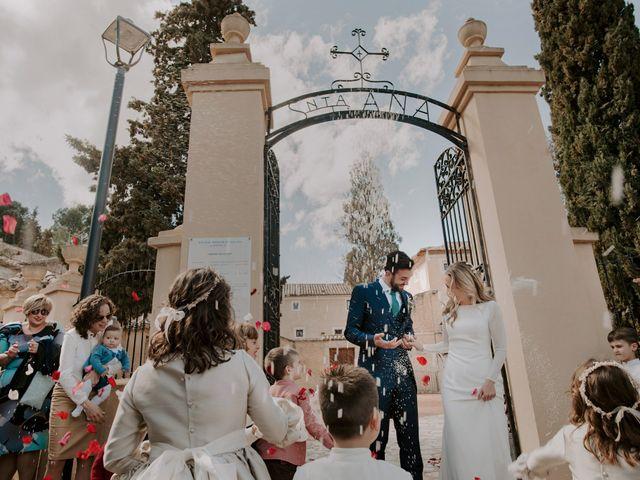 La boda de Javi y Celia en Jumilla, Murcia 42