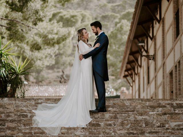 La boda de Javi y Celia en Jumilla, Murcia 45