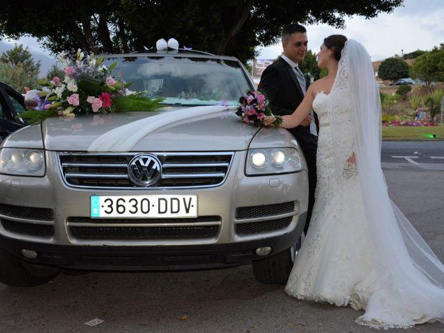 La boda de Alejandro y Ludyvine en Estepona, Málaga 5