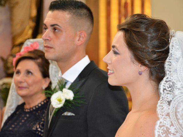 La boda de Alejandro y Ludyvine en Estepona, Málaga 9