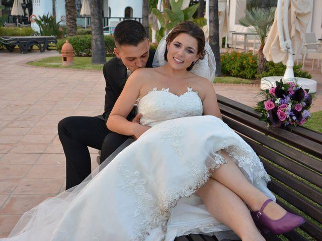 La boda de Alejandro y Ludyvine en Estepona, Málaga 2