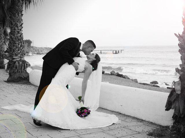 La boda de Alejandro y Ludyvine en Estepona, Málaga 10
