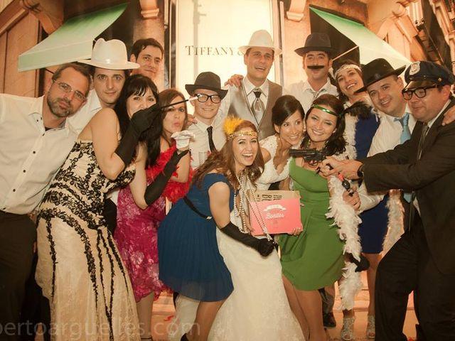 La boda de Esther y Reyes en Valencia, Valencia 5