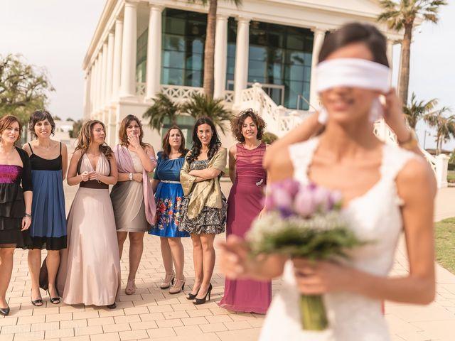 La boda de Esther y Reyes en Valencia, Valencia 11