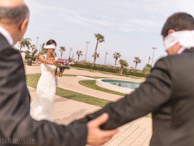 La boda de Esther y Reyes en Valencia, Valencia 12