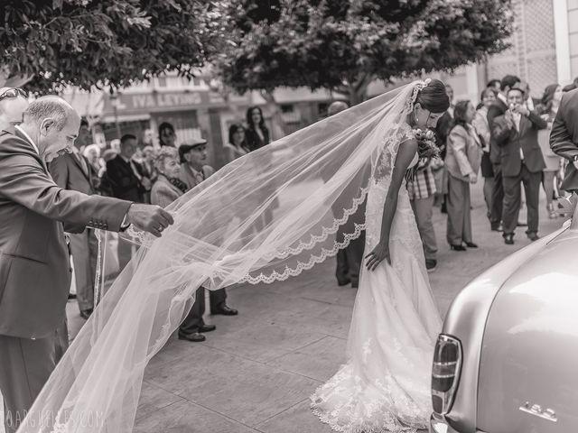 La boda de Esther y Reyes en Valencia, Valencia 15
