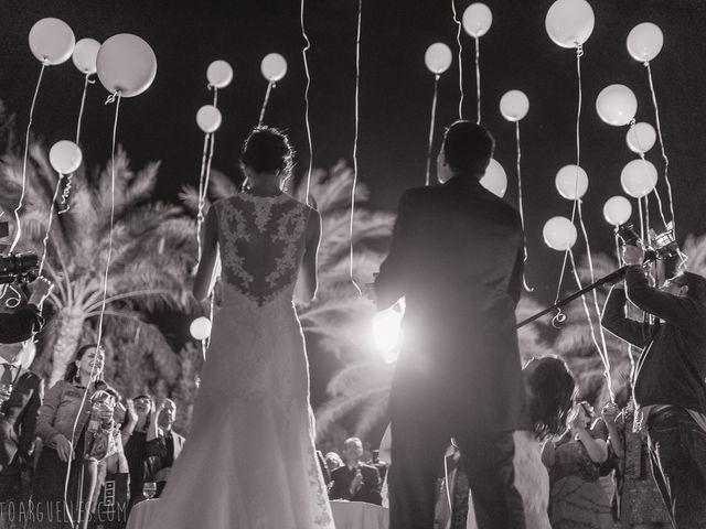 La boda de Esther y Reyes en Valencia, Valencia 20