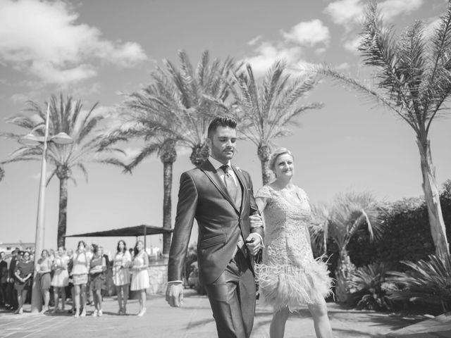 La boda de Edu y Paqui en Xàbia/jávea, Alicante 22