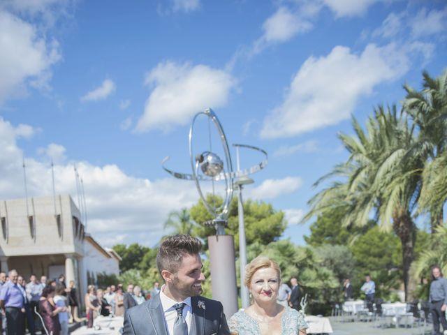 La boda de Edu y Paqui en Xàbia/jávea, Alicante 23