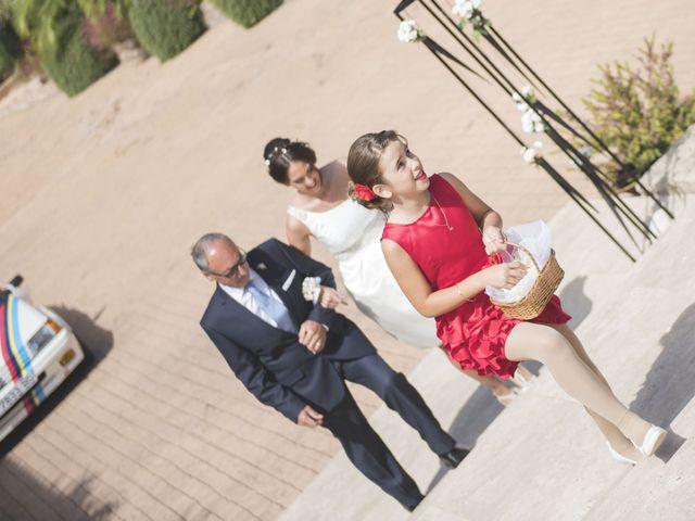La boda de Edu y Paqui en Xàbia/jávea, Alicante 25