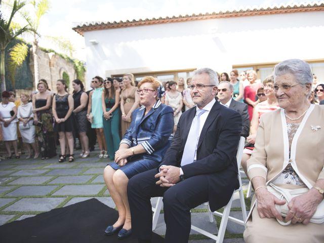 La boda de Edu y Paqui en Xàbia/jávea, Alicante 27
