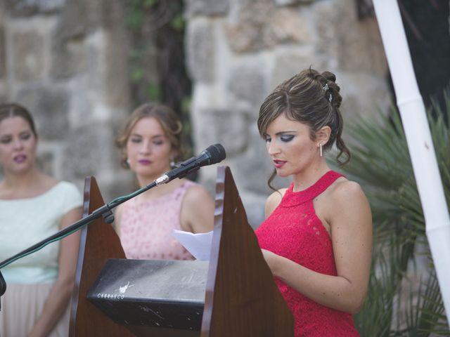 La boda de Edu y Paqui en Xàbia/jávea, Alicante 28