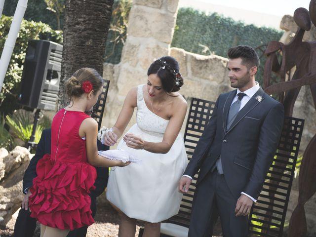 La boda de Edu y Paqui en Xàbia/jávea, Alicante 30