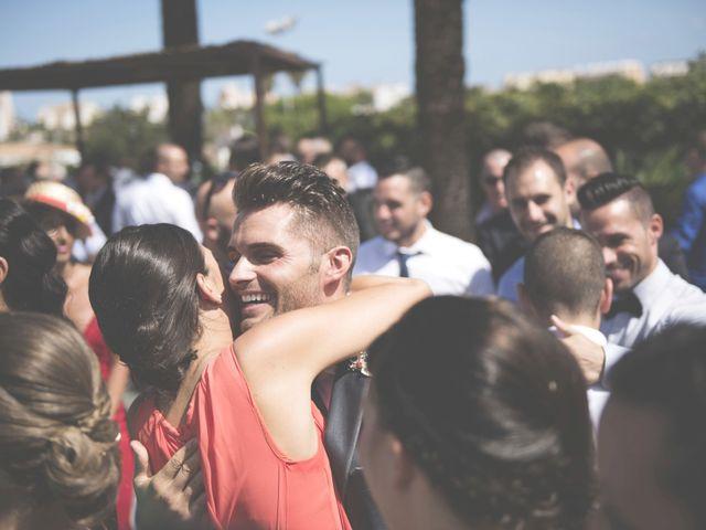 La boda de Edu y Paqui en Xàbia/jávea, Alicante 41