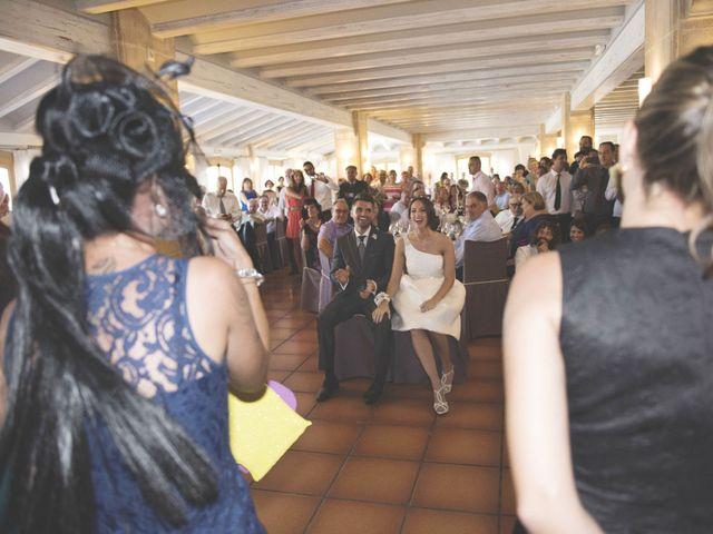 La boda de Edu y Paqui en Xàbia/jávea, Alicante 49