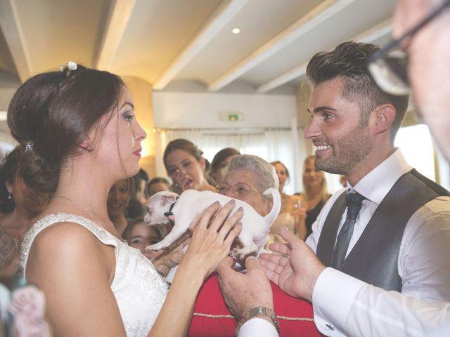 La boda de Edu y Paqui en Xàbia/jávea, Alicante 67