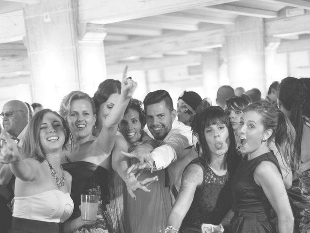 La boda de Edu y Paqui en Xàbia/jávea, Alicante 73