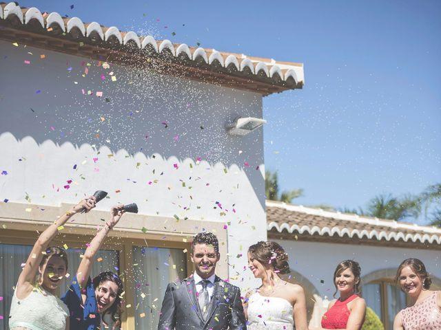 La boda de Edu y Paqui en Xàbia/jávea, Alicante 39