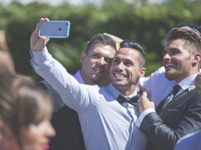 La boda de Edu y Paqui en Xàbia/jávea, Alicante 43