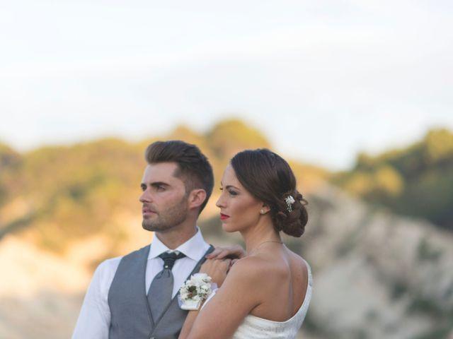La boda de Edu y Paqui en Xàbia/jávea, Alicante 80