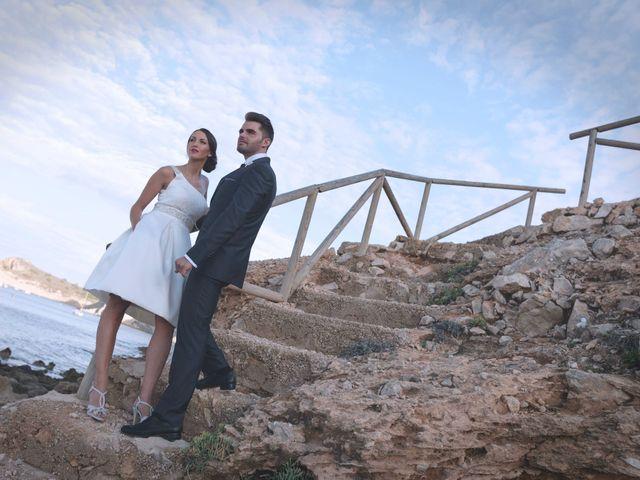 La boda de Edu y Paqui en Xàbia/jávea, Alicante 82